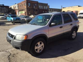 Used 2003 Ford Escape XLT for sale in Toronto, ON