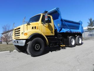 Used 2001 Sterling Heavy Truck L7500 TA DUMP TRUCK for sale in Brantford, ON