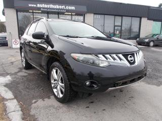 Used 2009 Nissan Murano LE AWD for sale in St-Hubert, QC