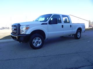 Used 2012 Ford F-250 SUPERDUTY CREW CAB 4X4 for sale in Brantford, ON