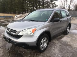 Used 2007 Honda CR-V LX for sale in Toronto, ON