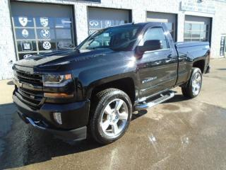 Used 2016 Chevrolet Silverado 1500 LT  Z71 for sale in Guelph, ON