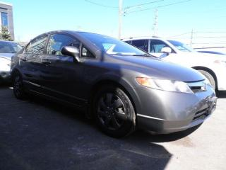 Used 2008 Honda Civic EX-L Leather for sale in Brampton, ON