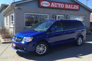 Used 2018 Dodge Grand Caravan SE Plus for sale in London, ON