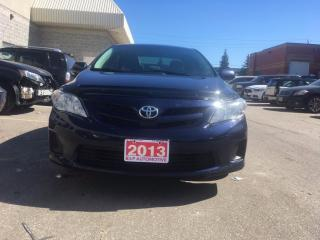 Used 2013 Toyota Corolla LE for sale in Mississauga, ON
