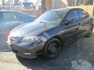 Used 2008 Mazda MAZDA3 GT for sale in Scarborough, ON
