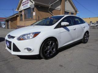 Used 2014 Ford Focus SE Sedan 2.0L Automatic Loaded Certified 136,000Km for sale in Rexdale, ON