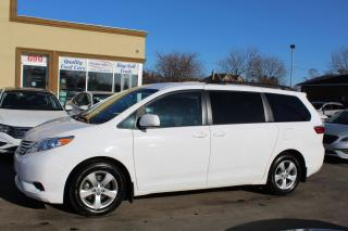 Used 2017 Toyota Sienna LE 8 Passengers Power Doors for sale in Brampton, ON