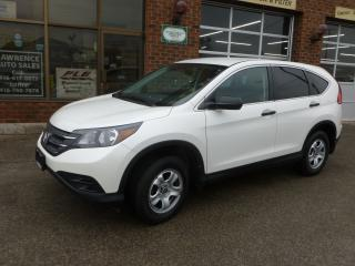 Used 2014 Honda CR-V LX for sale in Weston, ON