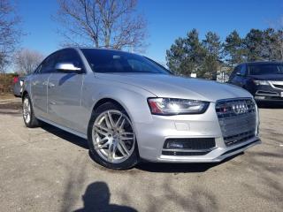 Used 2013 Audi S4 Premium Plus for sale in Woodbridge, ON