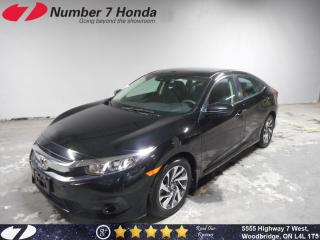 Used 2017 Honda Civic EX HS|Backup Cam, Sunroof, Bluetooth! for sale in Woodbridge, ON