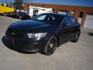 Used 2015 Ford Police Interceptor Utility AWD,3.7,ACCIDENT FREE,CERTIFIED for sale in Mississauga, ON