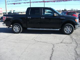 Used 2012 Ford F-150 XLT  XTR  4X4  CREW for sale in Fonthill, ON
