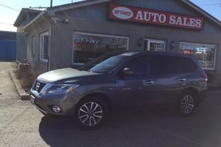 Used 2015 Nissan Pathfinder SV for sale in London, ON