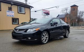 Used 2012 Honda Civic SI for sale in Kitchener, ON