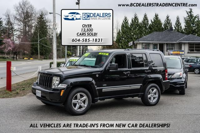 2009 Jeep Liberty 4x4 Rocky Mountain Edition, Local, New Bodystyle!