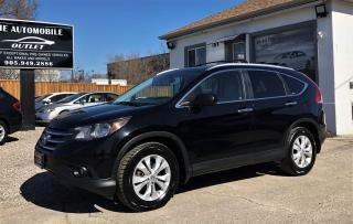 Used 2012 Honda CR-V Touring AWD NAVI BACK-UP CAM NO ACCIDENT for sale in Mississauga, ON