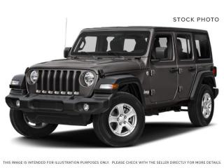 New 2019 Jeep Wrangler Unlimited WRANGLER UNLMTED RUBICON for sale in Cold Lake, AB