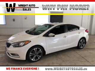 Used 2015 Kia Forte SX|NAVIGATION|SUNROOF|LEATHER|62,673 KMS for sale in Cambridge, ON
