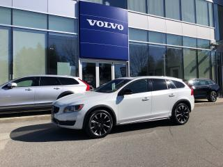 Used 2018 Volvo V60 Cross Country T5 AWD Premier for sale in Surrey, BC