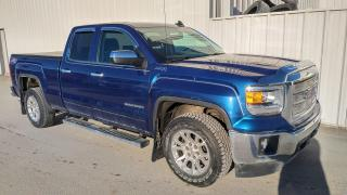 Used 2015 GMC Sierra 1500 SLE | Double Cab | Navigation | Z71 | One Owner for sale in Listowel, ON