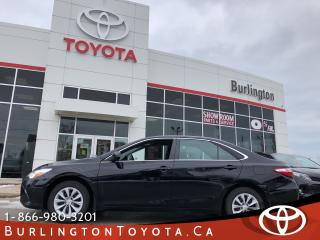 Used 2016 Toyota Camry LE LOW LOW KM'S for sale in Burlington, ON