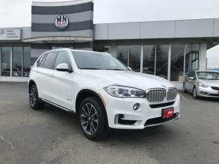 Used 2016 BMW X5 xDrive35i NAVIGATION REAR CAMERA Panoramic Sunroof for sale in Langley, BC