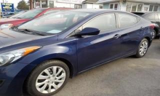 Used 2013 Hyundai Elantra GLS for sale in St Catharines, ON