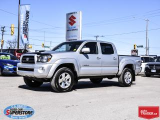Used 2007 Toyota Tacoma Double Cab SR5 TRD 4x4 for sale in Barrie, ON