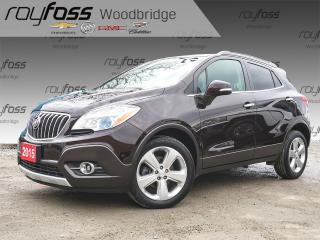 Used 2015 Buick Encore Convenience BOSE, BACKUP CAM for sale in Woodbridge, ON