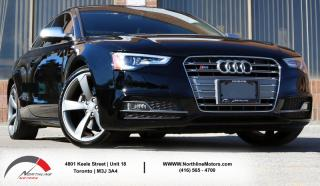Used 2016 Audi S5 Coupe|Quattro|Progressiv|Navigation|Sunroof|Heated Seats for sale in Toronto, ON