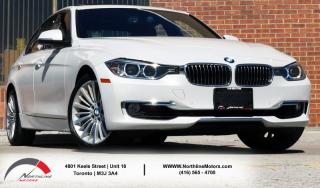 Used 2015 BMW 3 Series 328i  xDrive  AWD Navigation Backup Sunroof for sale in Toronto, ON