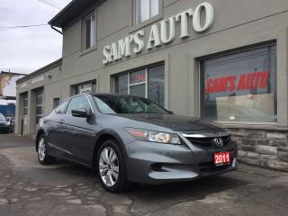 Used 2011 Honda Accord 2dr I4 Auto EX for sale in Hamilton, ON