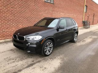 Used 2015 BMW X5 AWD 4dr xDrive35d for sale in Mississauga, ON