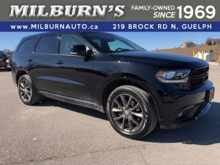 Used 2018 Dodge Durango GT AWD for sale in Guelph, ON