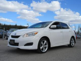 Used 2010 Toyota Matrix 4dr Wgn XR FWD for sale in Newmarket, ON