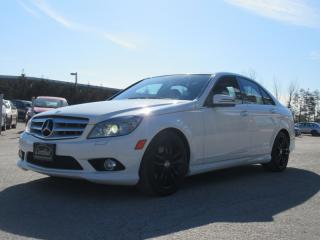 Used 2010 Mercedes-Benz C-Class 3.0L 4MATIC for sale in Newmarket, ON