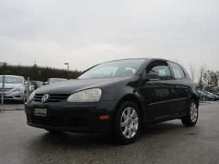 Used 2007 Volkswagen Rabbit 3dr HB Manual for sale in Newmarket, ON