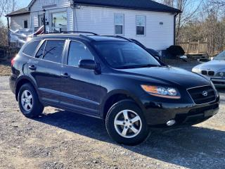 Used 2009 Hyundai Santa Fe 1 Owner No-Accidents AWD V6 3.3L Leather Sunroof for sale in Sutton, ON