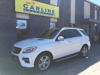 Used 2013 Mercedes-Benz ML 350 4MATIC 4dr ML350 BlueTEC for sale in Nobleton, ON