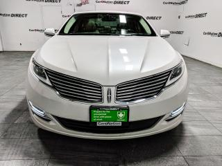 Used 2016 Lincoln MKZ | AWD| NAVI| SUNROOF| BLIND SPOT DETECTION| for sale in Burlington, ON
