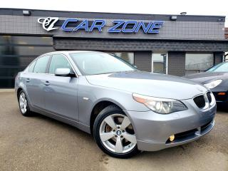 Used 2006 BMW 5 Series 530xi AWD, Easy Loans for sale in Calgary, AB