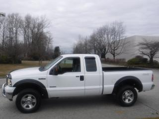 Used 2006 Ford F-250 SD Lariat SuperCab  Short Box 4WD Diesel for sale in Burnaby, BC