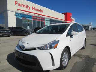 Used 2015 Toyota Prius V - for sale in Brampton, ON