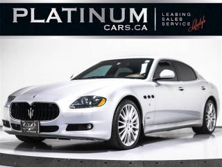 Used 2012 Maserati Quattroporte S 4.7 425HP, NAVI, Executive GT, Park Sensors for sale in Toronto, ON