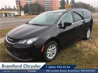 New 2017 Chrysler Pacifica Touring  - SiriusXM - $303.50 B/W for sale in Brantford, ON