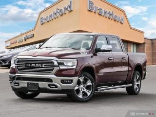 New 2019 RAM 1500 Laramie  - Leather Seats -  Cooled Seats - $428.88 B/W for sale in Brantford, ON