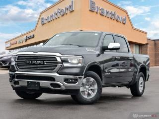 New 2019 RAM 1500 Laramie  - Leather Seats -  Cooled Seats - $346.82 B/W for sale in Brantford, ON