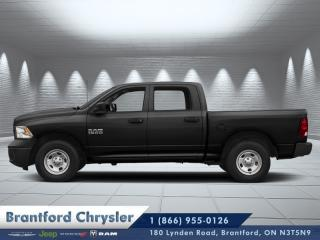New 2019 RAM 1500 Classic ST  - $218.77 B/W for sale in Brantford, ON