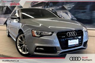 Used 2015 Audi A5 2.0T Komfort + Bluetooth | S-Line | Park Assist for sale in Whitby, ON